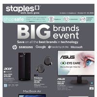 - Weekly - Big Brands Event Flyer