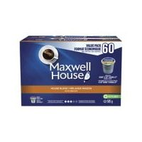 Nabob 55-Ct Or Maxwell House 60-Ct Coffee Pods