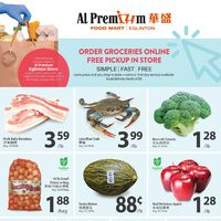 Al Premium Food Mart - Eglinton Store Only - Weekly Specials Flyer