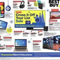 - Weekly Deals - Cross It Off Your List Sale Flyer