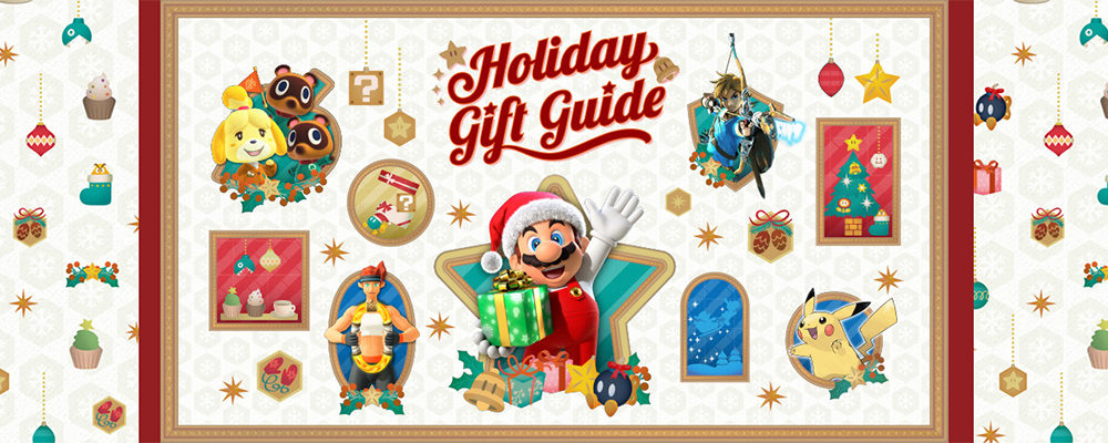 The Best Holiday Gifts for Nintendo Fans in 2020