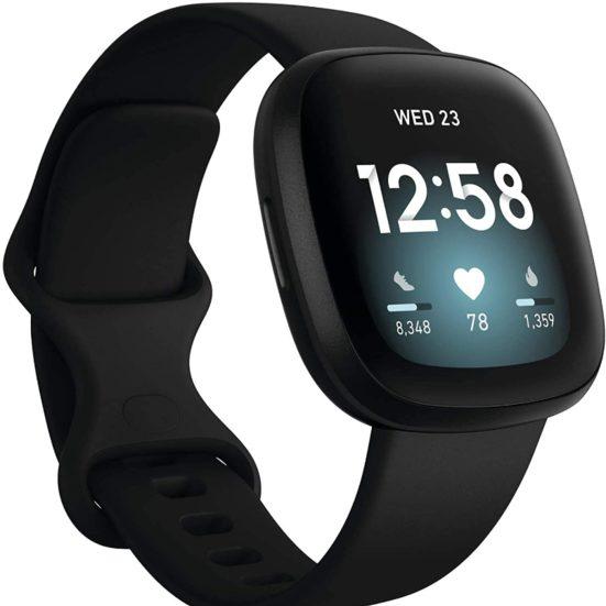 3. Best Smartwatch: Fitbit Versa 3