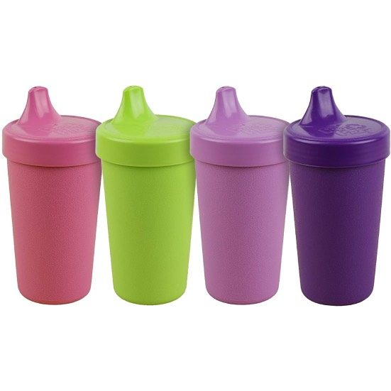 3. Sleeper Pick: Re-Play No Spill Cups