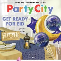 Party City - Weekly Deals Flyer