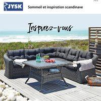 JYSK - Catalogue meubles extérieurs 2021 Flyer