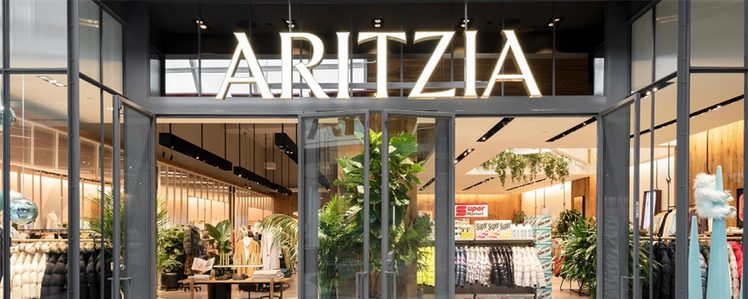 Aritzia Looks to Expand into Menswear with Purchase of Reigning Champ