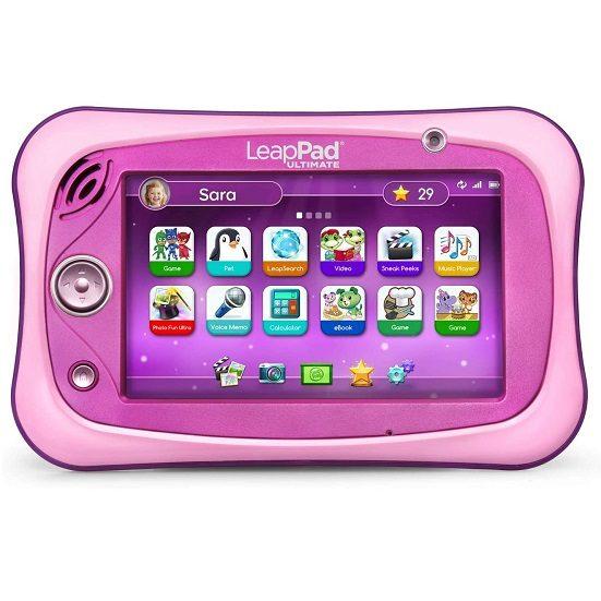 8. Best Educational Tablet: Leapfrog Leappad Ultimate Ready For School Tablet
