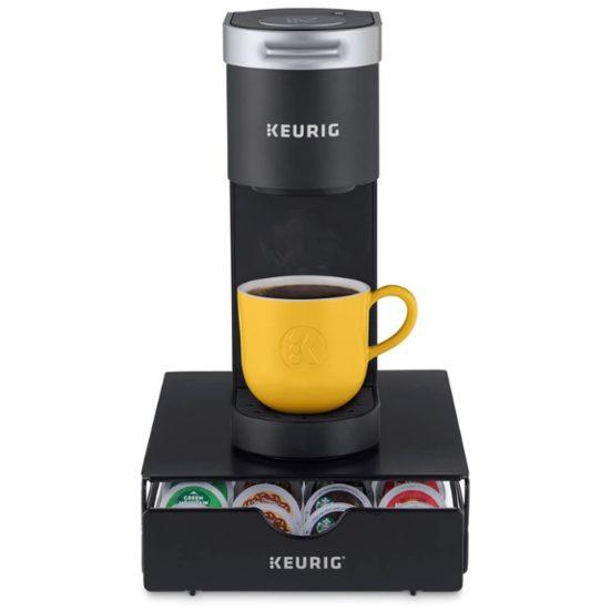 5. Best K-Pod: Keurig K-Mini Single Serve K-Cup Pod Coffee Maker