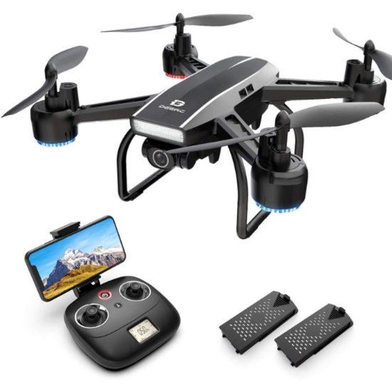 4. Best for Families: DEERC D50 Drone