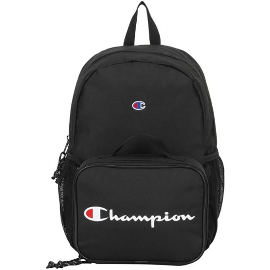 1. Editor's Pick: Champion Unisex Munch Backpack & Lunch Kit Combo