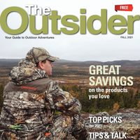 Canadian Tire - The Outsider - Fall 2021 Flyer