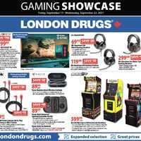 - Gaming Showcase Event Flyer