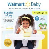 Walmart - Baby Book Flyer