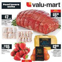 Valu-Mart - Weekly Savings Flyer