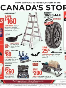 [Valid Fri Oct 22 - Thu Oct 28] Canadian Tire