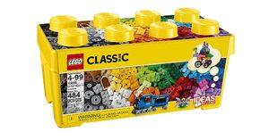 [$25.47 (regularly $34.99)] LEGO Classic Medium Creative Brick Box