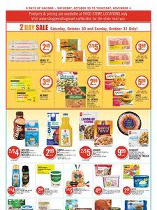[Valid Sat Oct 30 — Thu Nov 4] Shoppers Drug Mart