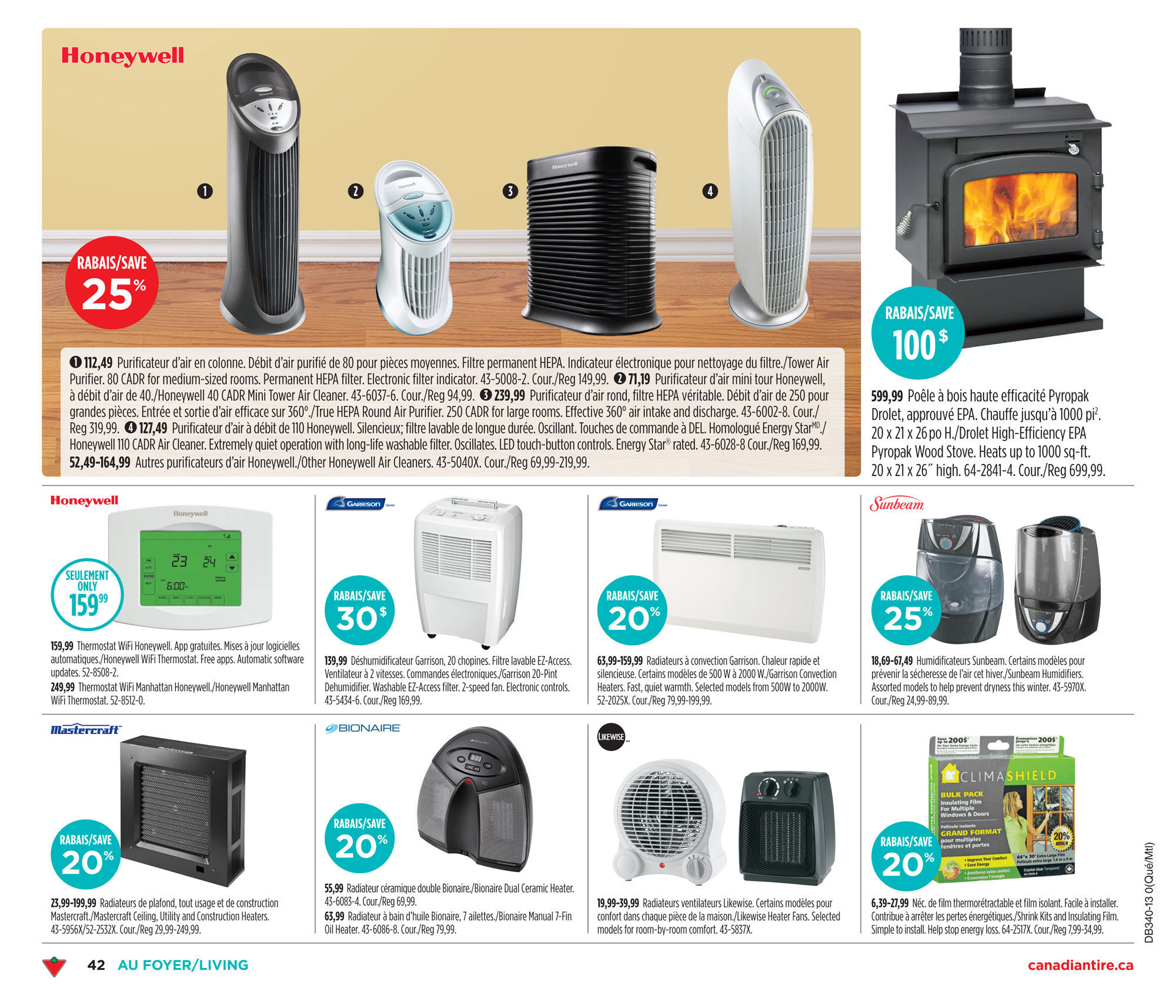 Canadian Tire Weekly Flyer Sep 26 Oct 3 Mastercraft Seat Heater Wiring Diagram