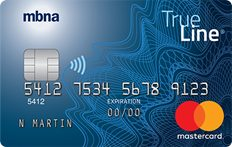 True Line® Mastercard® credit card