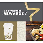 Earn Free Food And Drinks With Starbucks Rewards