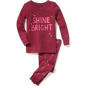 """shine Bright"" Sleep Set For Toddler & Baby - $17.50 ($2.44 Off)"