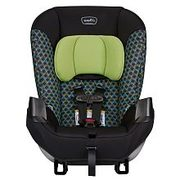 Evenflo Sonus Convertible Car Seat - Boomerang Green  - $79.87 ($40.00  off)