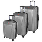 Swissgear Whistler 3-Piece Hard Side 4-Wheeled Expandable Luggage Set  - $249.99 ($550.00 off)