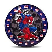 "16"" Round Magnetic Dartboard - $14.97"