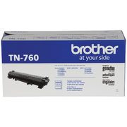 Brother TN760 Black Toner - $89.99