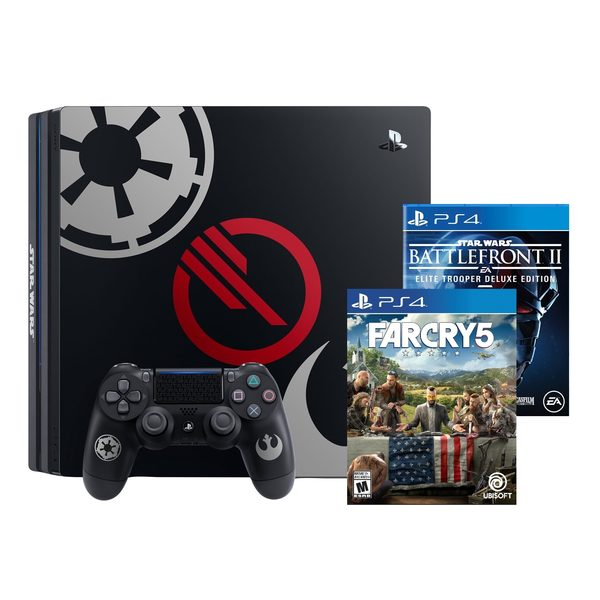 4ef39aa93c5 Best Buy VIP Sale: PS4 Pro 1TB Star Wars/Far Cry 5 Bundle $450, Logitech  G403 Gaming Mouse $60, WD 1TB External Drive $50 + More - RedFlagDeals.com