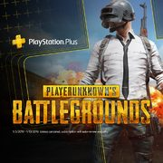 PlayStation Store: Get a 12-Month PS Plus Membership and PLAYERUNKNOWN'S BATTLEGROUNDS for $79.99