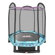 7' Trampoline With Enclosure  - $214.97 (50% off)