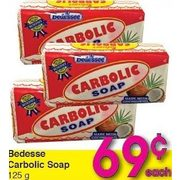 Bedesse Carbolic Soap - $0.69