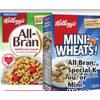 All Bran Special K Or Mini-Wheats Cereals - 2/$7.00