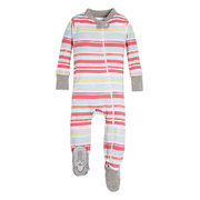 Burt's Bees Baby® Vintage Striped Footed Sleeper - $16.99 ($5.00 Off)
