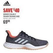 Adidas Womens Solar LT Trainer Training Shoe - $69.98 ($40.00 off)