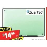 Quartet Glass Dry Erase Board - $14.98 (Up to $93.00 off)