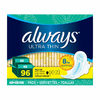 Always Ultra Thin Regular, Super or Overnight Pads - $11.99 ($3.50 off)