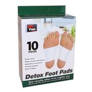 Cleansing Detox Foot Pads - $5.99