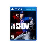 PS4 MLB The Show 20 - $79.99