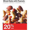 Mixed Nuts With Peanuts - 20% off