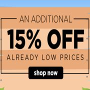 Book Outlet: EXTRA 15% off Already Low Prices