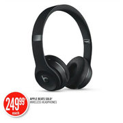 Apple Beats Solo Wireless Headphones  - $249.99
