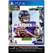 PS4 Madden NFL 21 - $54.99 ($25.00 off)