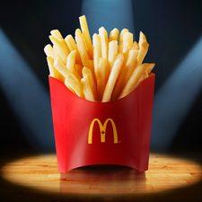 [McDonalds] Get FREE Fries When the Raptors Score 12 Threes!