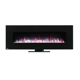 """Napoleon 60"""" Electric Wall-Mounted Fireplace"""