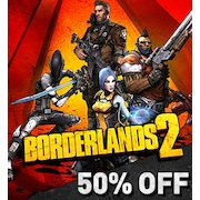 Steam Weekend Deals: Borderlands 2 $29.99 US, Counter Strike: GO $7.49 US